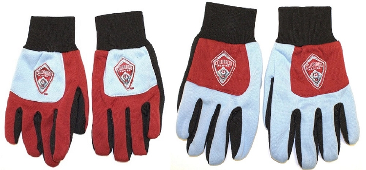1f8f3c73b87 MLS Colorado Rapids Utility Work Gloves