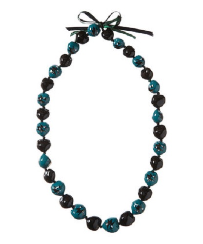 nut shell amazon necklace kukui sea lei com dp