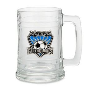 MLS San Jose Earthquakes Beer Mug