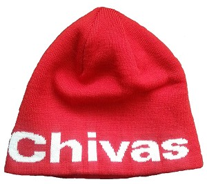 MLS Chivas USA Red Beanie