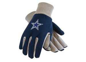 NFL Dallas Cowboys Work Gloves