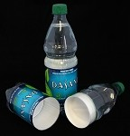 Dasani 1.5 Liter Water Bottle Covert Stash Safe Can