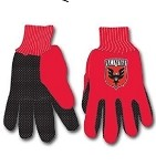 MLS DC United Work Gloves