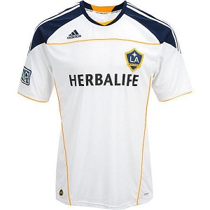 MLS LA Galaxy Replica Home 2010-2011 Team Jersey