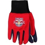 MLS New York Red Bulls Work Gloves