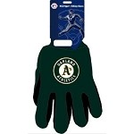 MLB Oakland A's Work Gloves