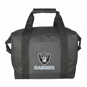 NFL Oakland Raiders 12 Pack Cooler