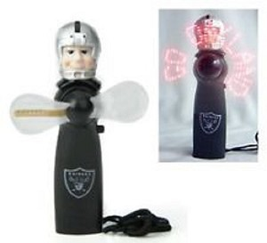 NFL Oakland Raiders Light Up Fan