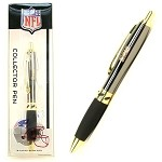 NFL New England Patriots Hi-Line Collectors Pen