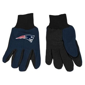 NFL New England Patriots Work Gloves