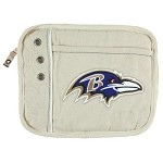 NFL Baltimore Ravens Old School Tablet Case / Sleeve