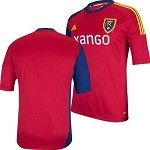 MLS Real Salt Lake Replica Home 2012-2013 Team Jersey