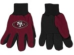 NFL San Francisco 49ers Work Gloves