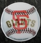 MLB San Francisco Giants Ultradepth 3-D Magnet