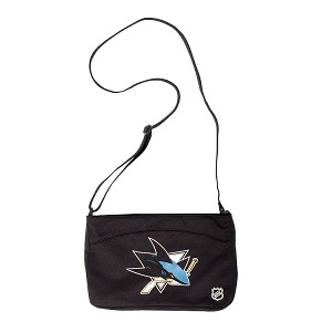 NHL San Jose Sharks Mini Jersey Purse
