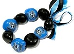 MLS San Jose Earthquakes Go Nuts Kukui Nut Bracelet