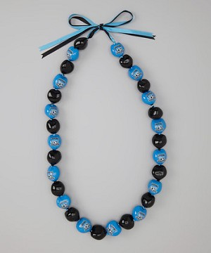 MLS San Jose Earthquakes Kukui Nut Lei Necklace