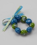 MLS Seattle Sounders Go Nuts Kukui Nut Bracelet