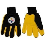 NFL Pittsburgh Steelers Work Gloves