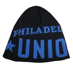 MLS Philadelphia Union Blue Knit Hat / Beanie