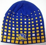 NBA Golden State Warriors Official Team Skully Beanie