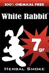White Rabbit 7gr Herbal Smoke
