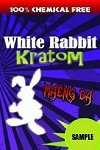 White Rabbit Maeng Da Kratom 3 XL Capsule Sampler