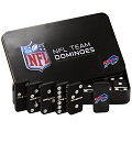NFL Buffalo Bills Double Six Dominoes