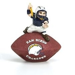 NFL San Diego Chargers Paperweight 4.5
