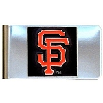 Siskiyou MLB SF Giants Money Clip