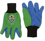 MLS Seattle Sounders Work Gloves