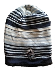 MLS Vancouver Whitecaps FC Multi Striped Knit Hat / Beanie